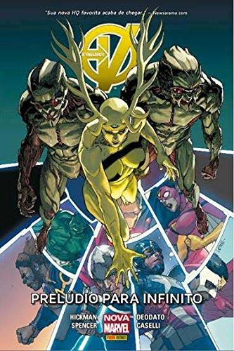 Os Vingadores – Prelúdio Para Infinito