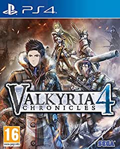 Valkyria Chronicles 4 Ps4 Playstation 4 Amazon Es Videojuegos