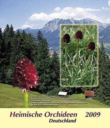 Sammelbilder Heimische Orchideen (2009): Deutschland
