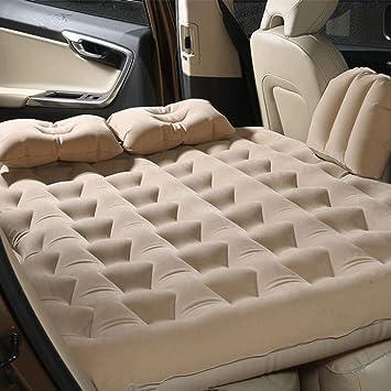 XULO Camping Car Mobile Cushion Air Bed Colchón Inflable De Viaje Asiento Trasero Sofá Extendido para