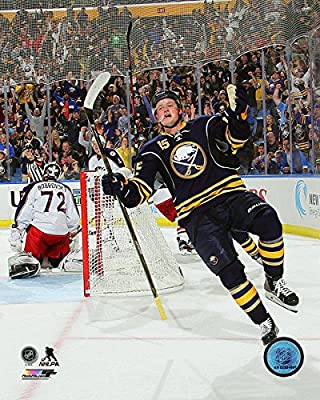 "Jack Eichel Buffalo Sabres NHL Action Photo (Size: 8"" x 10"")"