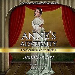 Anne's Adversity: A Pride & Prejudice Variation