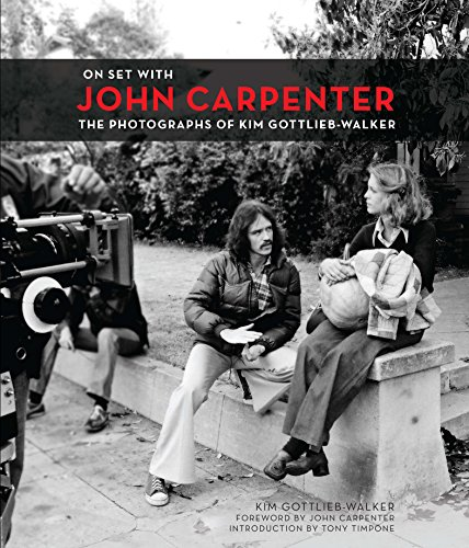 John Carpenter's producing partner Debra Hill hired photographer Kim Gottlieb-Walker to be the unit photographer on Halloween, and Kim soon became part of Carpenter's filmmaking family, going on to shoot stills on the sets of some of his most iconic ...
