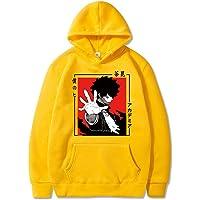 My Hero Academia Hoodies Harajuku Hoodie Mannen Hoodie Streetwear Dabi Gedrukt Trui Sweatshirt Mannen Mode Hip Hop…