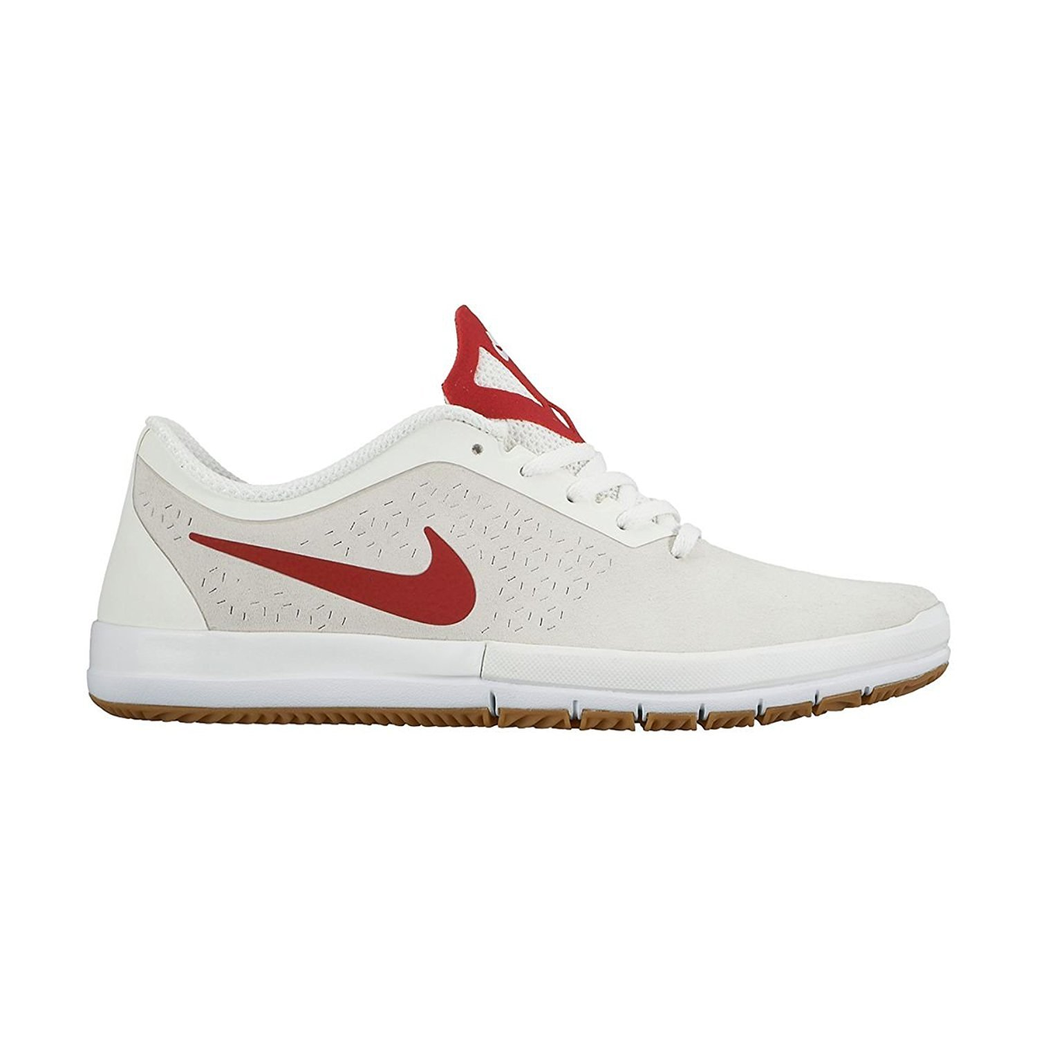 best supplier best quality 50% price Nike Free SB Nano Skate Shoe - Mens Summit White/Gym Red ...