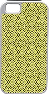 THYde Blueberry Design iPhone 4/4s Case Cover Yellow Background Red and Black illustration ending