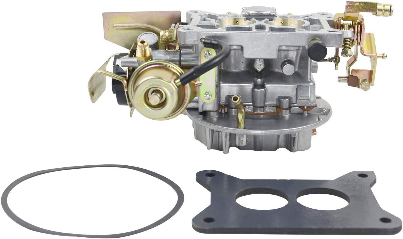 2-Barrel Carburetor Carb Part# 2100A800 For Ford 400 302 351 Cu Jeep Engine 2150