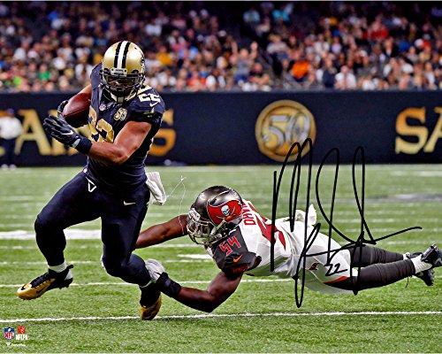 (Mark Ingram New Orleans Saints Autographed 8