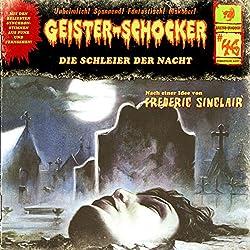 Die Schleier der Nacht (Geister-Schocker 46)