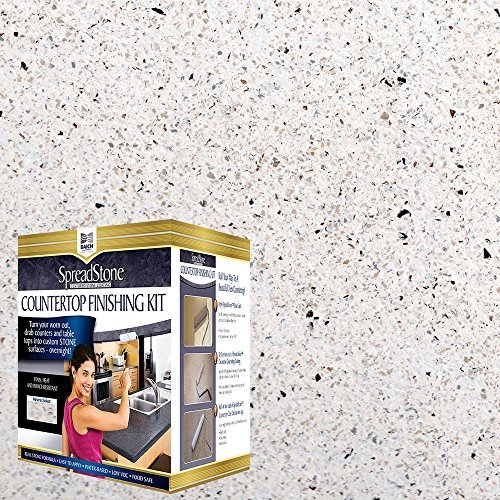Daich Dct Mns Nw Quart Spreadstone Mineral Select Countertop Refinishing Kit  Natural White