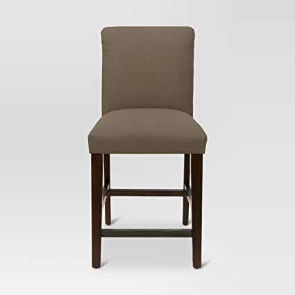 Amazoncom Parsons 25 Counter Stool Threshold Chairs