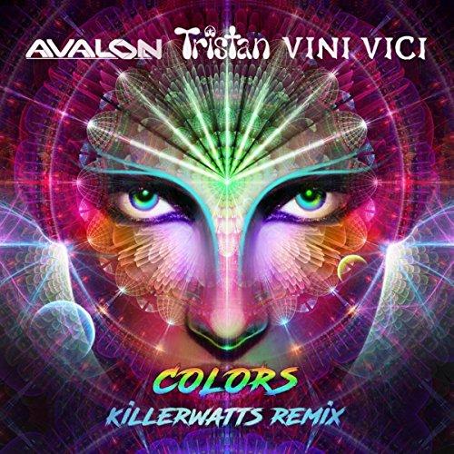Colors (UK Psychedelic Remix) - Uk Colors