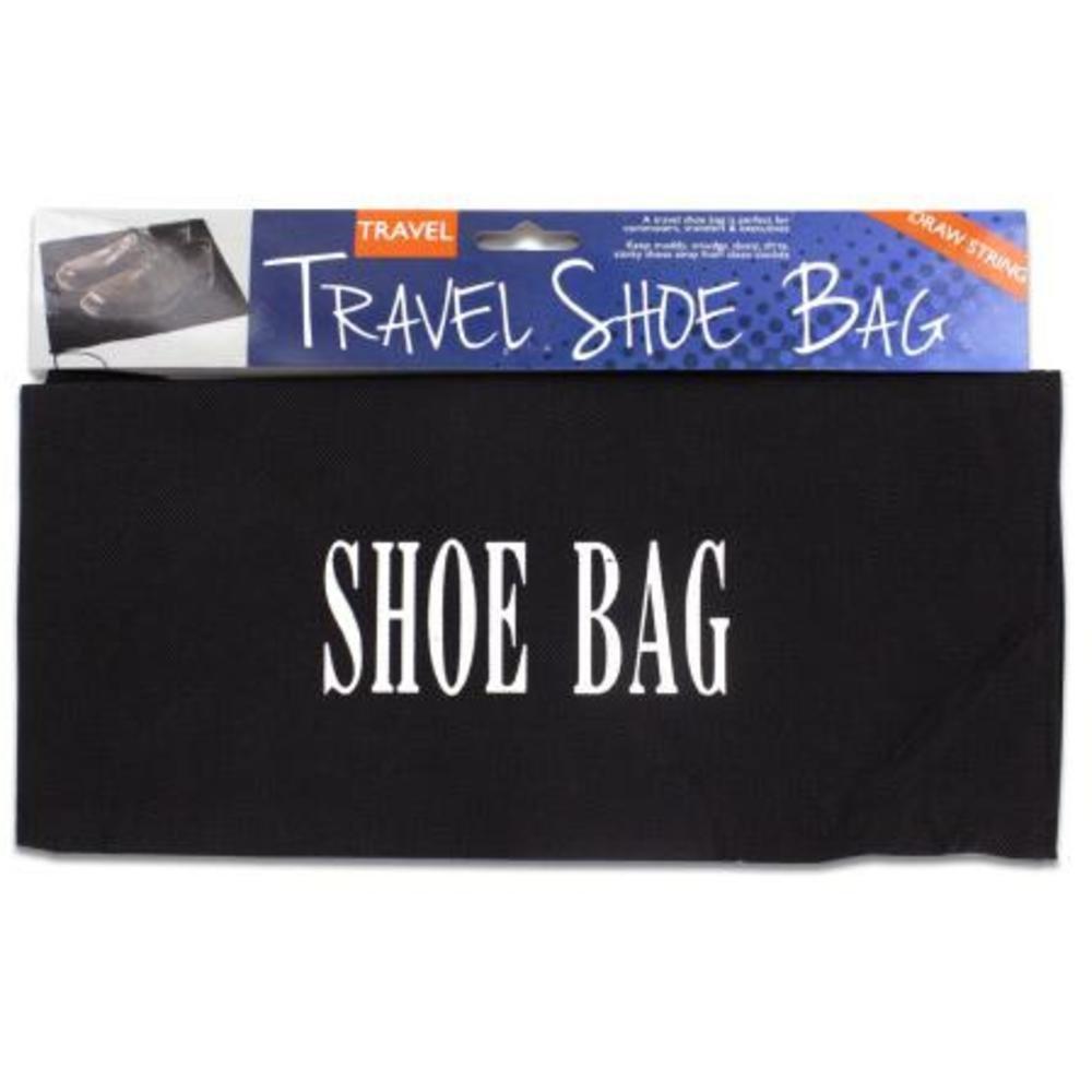 Travel shoe bag by bulk buys
