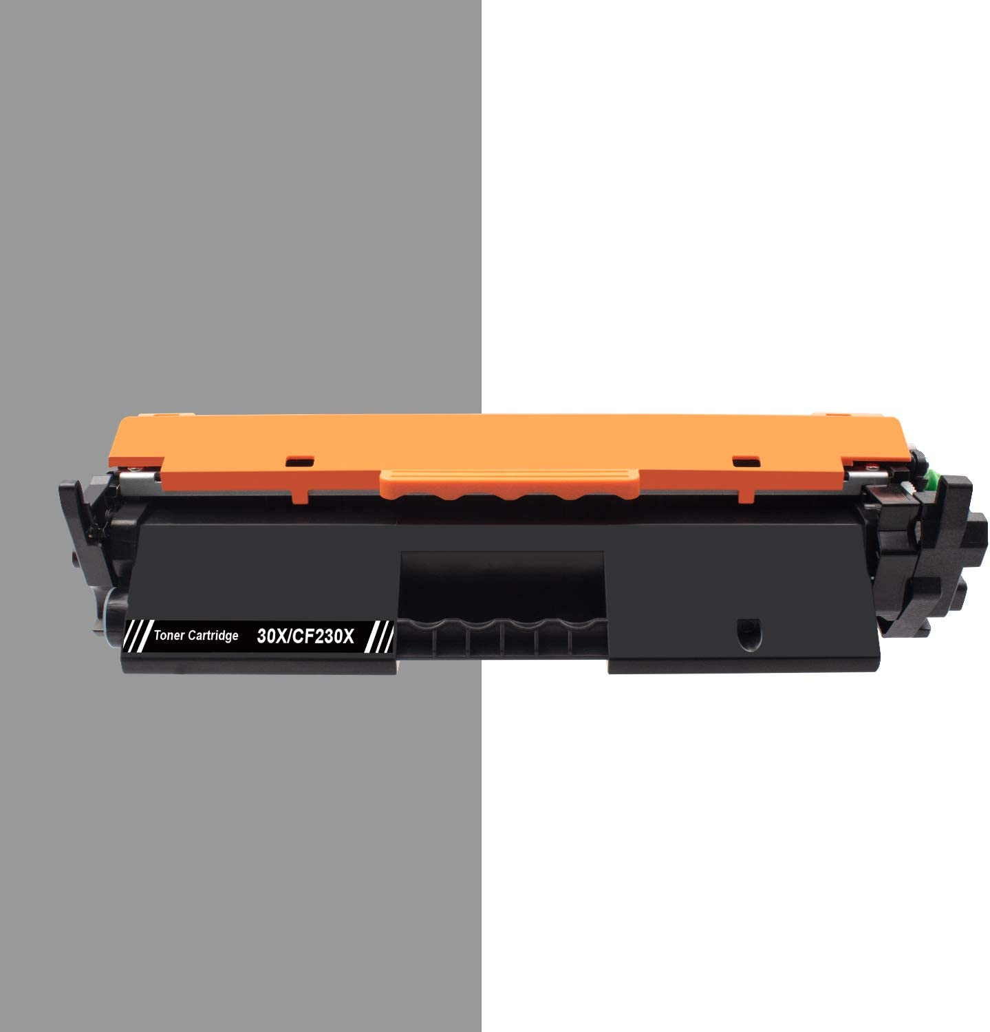 Black GPC Image Compatible Toner Cartridge Replacement for HP 30X CF230X 30A CF230A to use with Laserjet Pro M227 M203