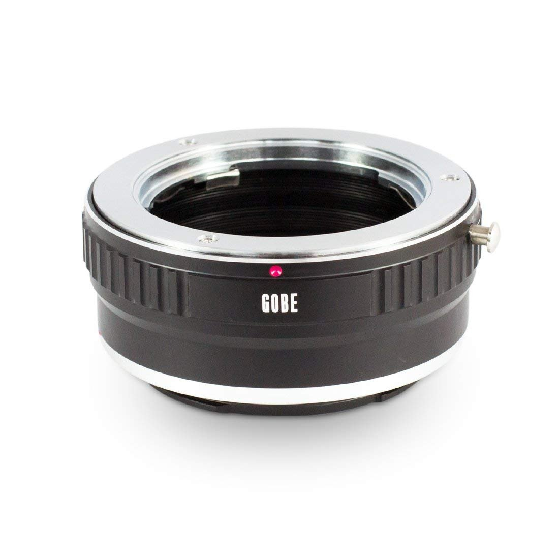 Gobe Lens Mount Adapter Compatible with M42 Screw Lens and Fujifilm X Camera Body