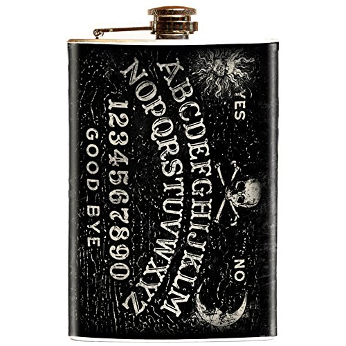 Retro-a-go-go! Magic Fortune Teller Flask by Retro-a-go-go!