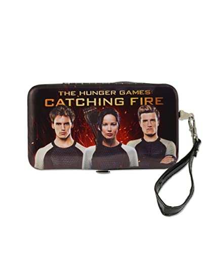 Neca The Hunger Games Catching Fire Victors Group Iphone Hard Cover Wallet