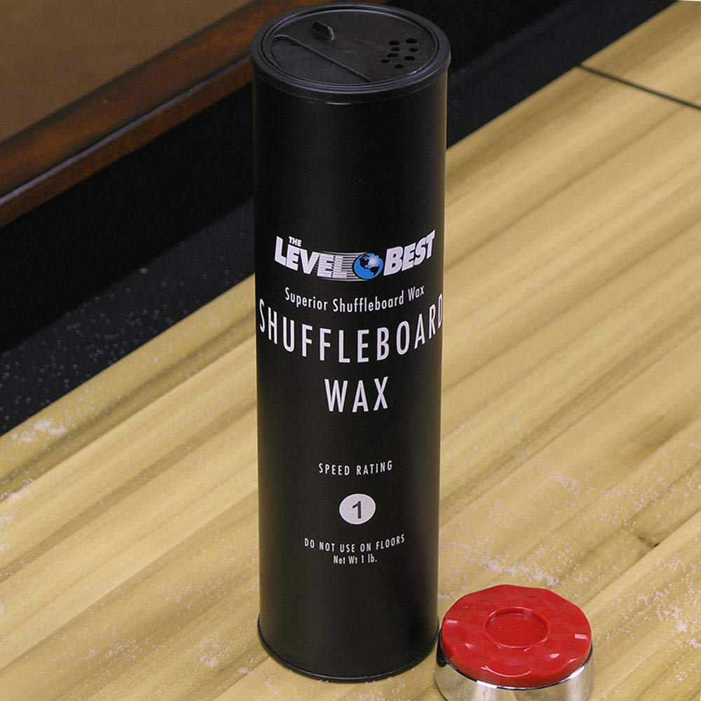 Shuffleboard Wax by Fairview Game Rooms