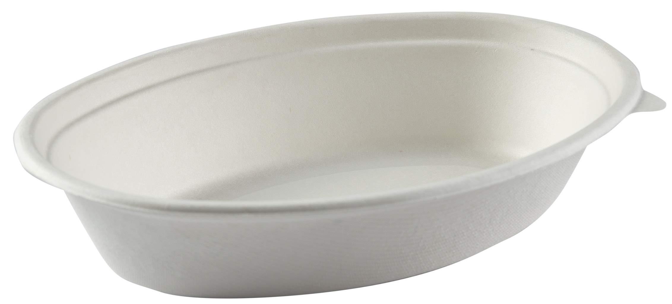 Primeware Oval Bowl, 20 Ounce - 500 per case.