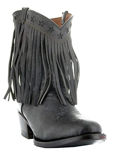 Flirty Fringe Women's Cowboy Boots by Soto Boots M50028
