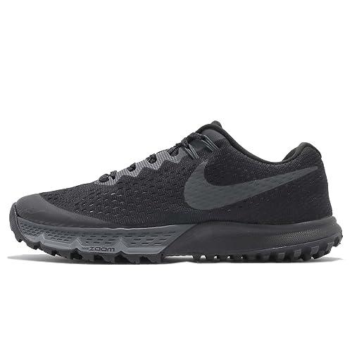 the best attitude 8e25e 1aa42 Nike Air Zoom Terra Kiger 4, Scarpe da Fitness Uomo, Multicolore (Black  Anthracite