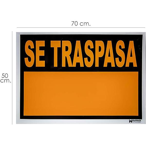 Oedim Cartel Se Traspasa 50x70cm | Carteleria para ...