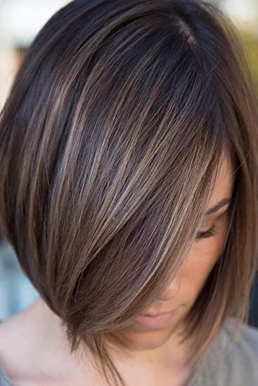 Amazon Com Sunny 14 Balayage Short Wigs For Women 100 Human Hair