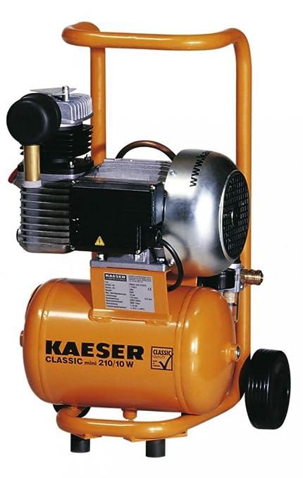 Classic Kaeser mini 210/10 W profesional compresor de aire comprimido