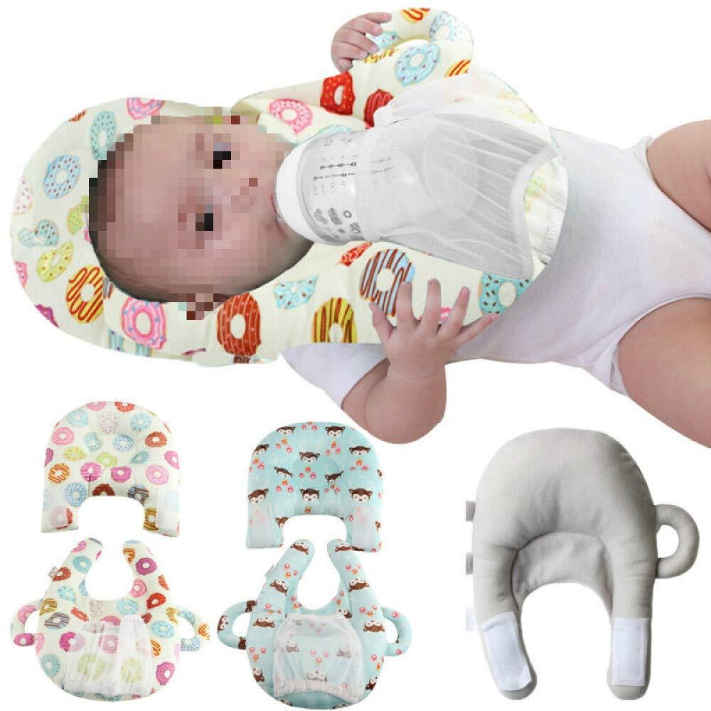 Baby F/ütterung Kissen Flasche St/ützrahmen multifunktionale Pflege Pad Babyzimmer Baby Kissen F/ütterung Kissen Pflege Zimmer Babyzimmer