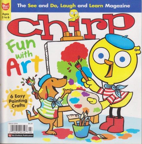 Chirp Magazine March 2013