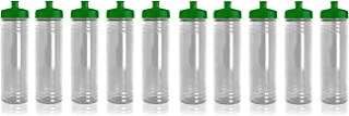 product image for Gary Plastic Packaging Water Bottles 24 oz BPA Free PETE (30 Pack) Made in USA