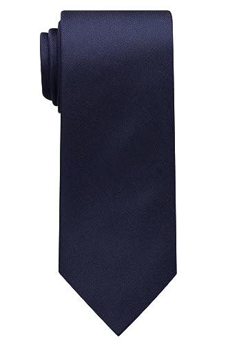 eterna Krawatte breit unifarben