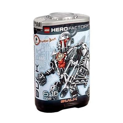 LEGO Hero Factory 7168 - Duncan Bulk: Toys & Games