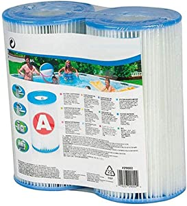 SHIYUE Filer, Filter Replacement Cartridge,Filter Cartridge,Compatible with Type A Or Type C, for Swimming Pool Daily Care,2-Pack