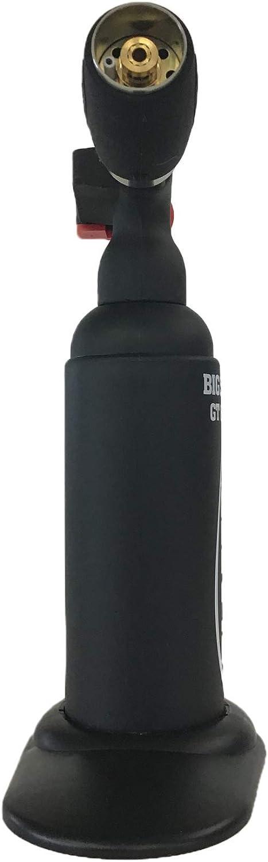 Blazer Big Shot GT8000 Black Bundle with Silicone Sleeve /& Fuel Refill