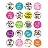 Teacher Created Resources 5909 Confetti Words to Inspire Planner Stickers