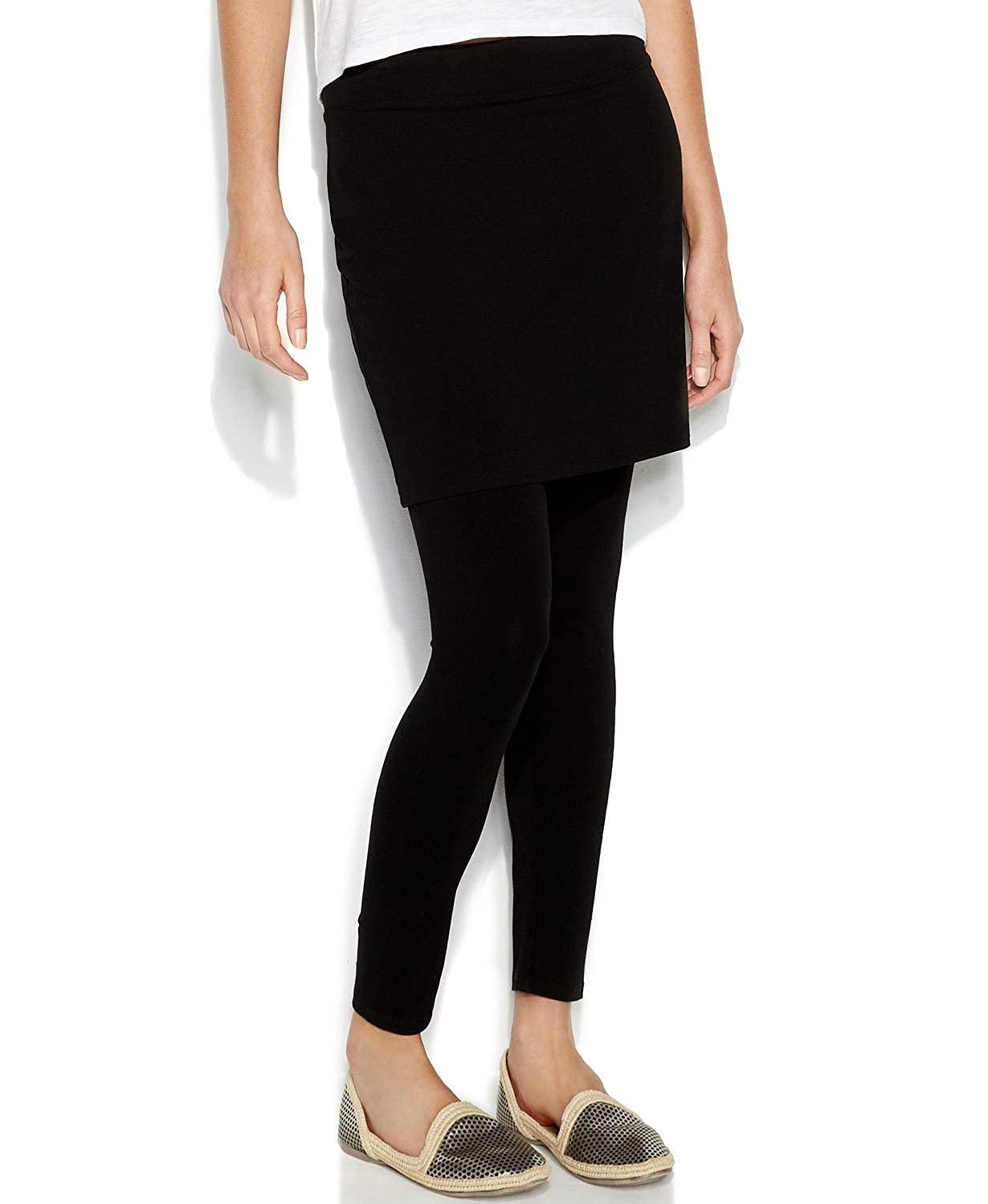 6c8f5a7b71656 Eileen Fisher Skirted Leggings: Amazon.ca: Clothing & Accessories