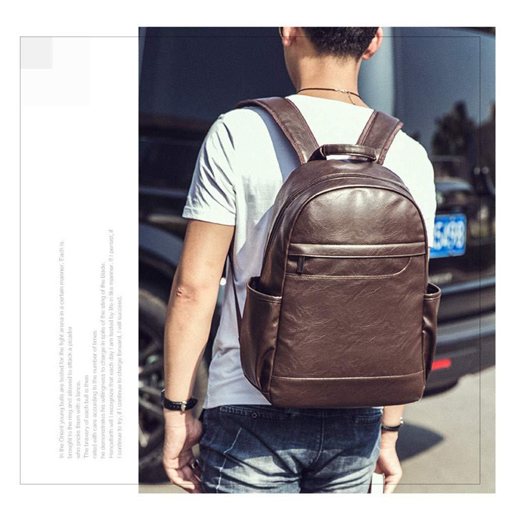 a3ca43e2dc58 Men's Fashion Backpack Shoulder Bag, Fashion Bag Multi-Function ...