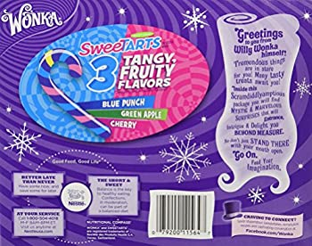 Sweetarts Candy Canes 12ct. 2