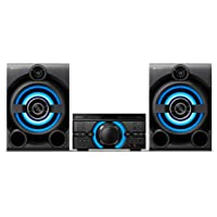 Sony Audio System with DVD Sony MHC-M60D High Power Audio System with DVD, (MHC-M60D)