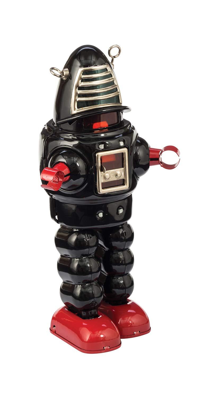 Tobar Planet Robot - Black