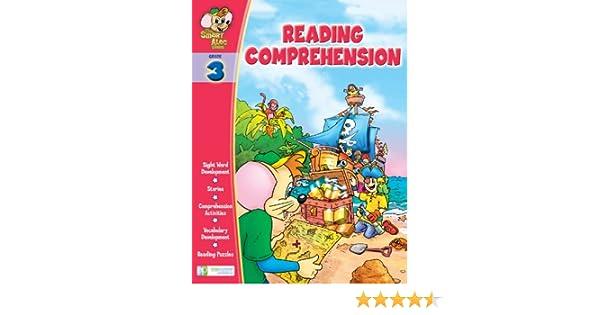Reading Comprehension Grade 3 (The Smart Alec Series ...