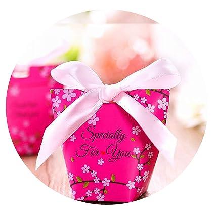 Amazon.com: QIUHUAXIANG - Bolsas de caramelos para regalos y ...