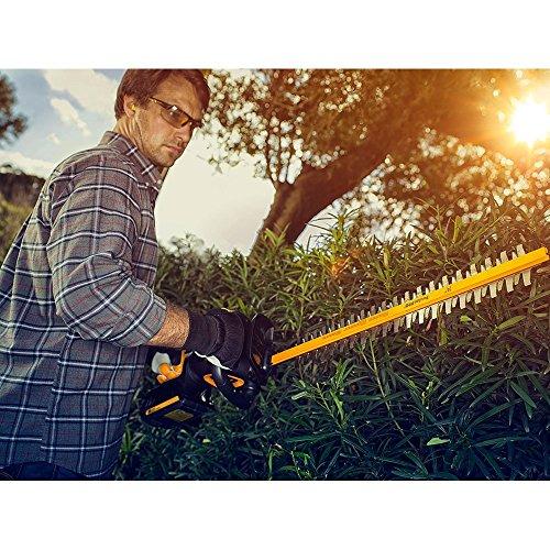 Poulan Pro 967044601 40v Dual Steel Hedge Trimmer 24