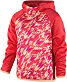 NIKE Girl's Therma Fit Pullover Hoodie 4T Ember Glow Orange