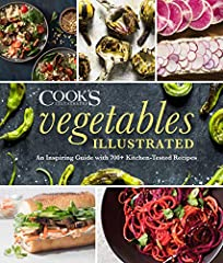 The only vegetables book you'll ever need reveals hundreds of ways to cook nearly every vegetable under the sun.We're all looking for interesting, achievable ways to enjoy vegetables more often. This must-have addition to your cookbook shelf ...