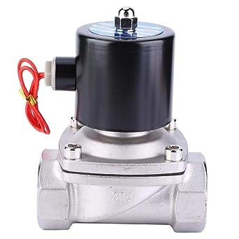 Válvula de solenoide AC220V Acogedor, válvula de solenoide ...