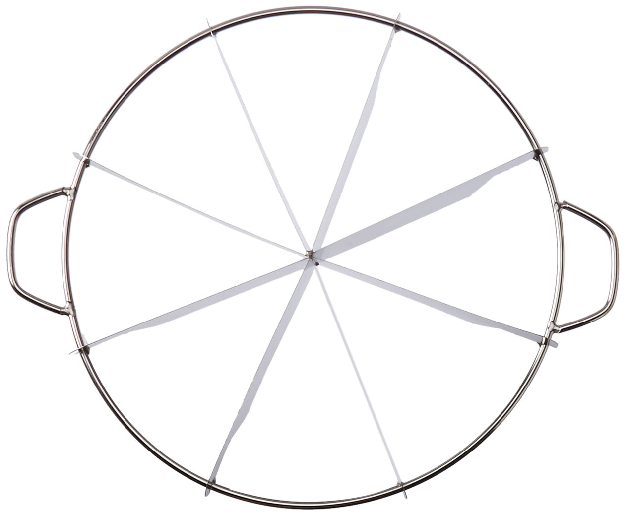 Winco 8-Cut Stainless Steel Pie Cutters