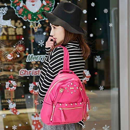 Barbie mochila princesa elegante al hombro para mujeres bolso dulce de buena calidad para chicas 3