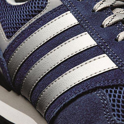 adidas B74202, Zapatillas de Deporte Unisex Adulto grpudg/ftwbla/a.silv